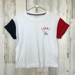Tommy Hilfiger | Crop Top Size Small